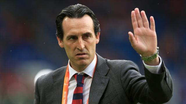 PSG boss Unai Emery dismisses rumours of summer switch to Roma