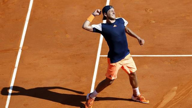 Andy Murray se despide de Montecarlo