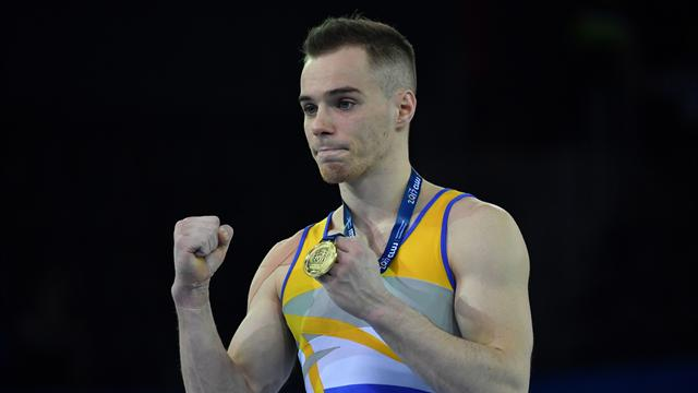 Oleg Verniaiev trionfa nell'all-around europeo, bis dell'ucraino