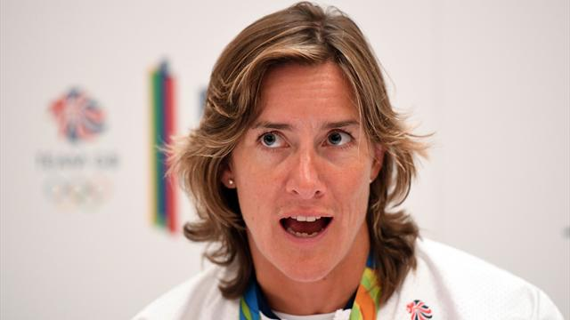 Former rower Grainger named chair of UK Sport