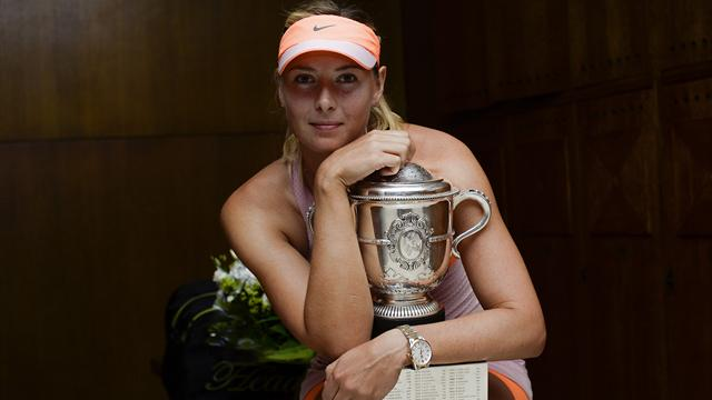 Maria Sharapova will not request a Wimbledon wildcard