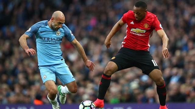 Man City – Man U EN DIRECT