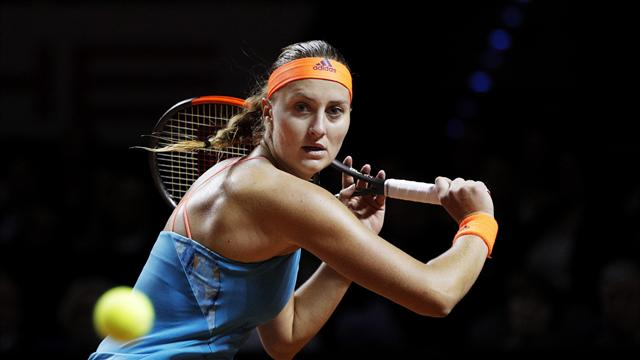 Mladenovic – Görges EN DIRECT