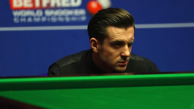 Selby: Losing to Higgins a decade ago made me snooker's number one