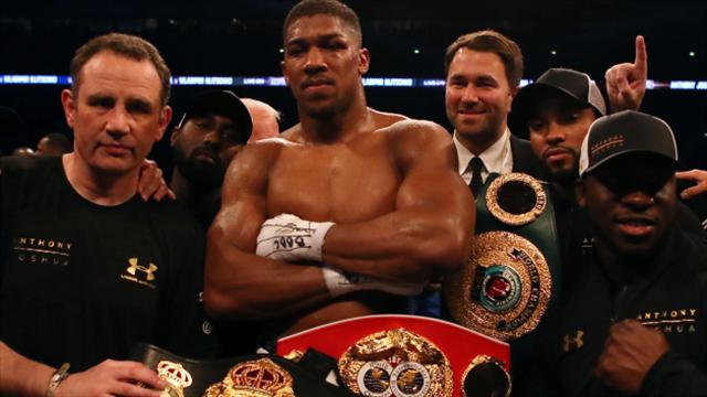 Bash Ali vs Anthony Joshua: How Nigeria stunts the future of Sportsmen