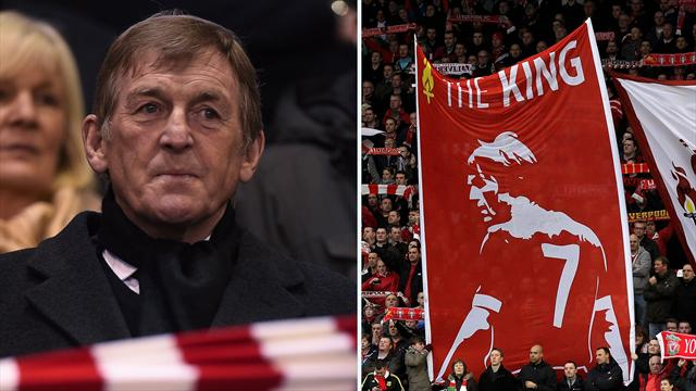 Anfield stand to be named after club legend