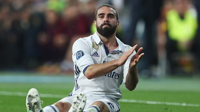 Carvajal agrees new Real Madrid deal until 2022