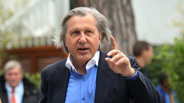 Ilie Nastase gets a three-year ban for abusive tirade