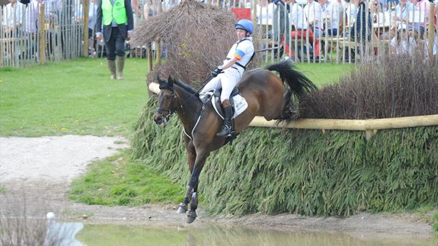 Equestrian: 36th time lucky as Andrew Nicholson wins Badminton