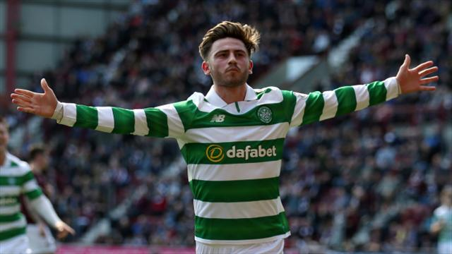 Michael Johnston signs new deal after making Celtic debut