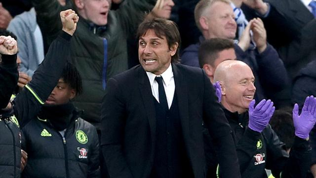 Chelsea on brink of glory after victory over Middlesbrough