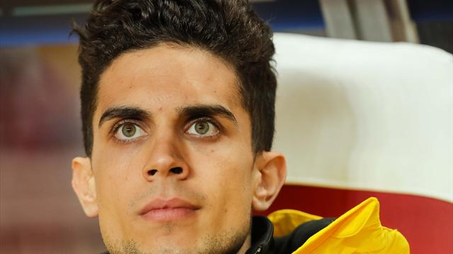 Dortmund's Bartra resumes team training after bomb attack