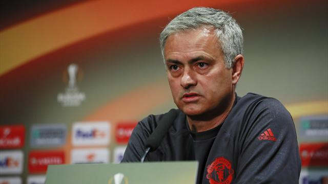Mourinho: Ajax shouldn't have been allowed in the Europa League