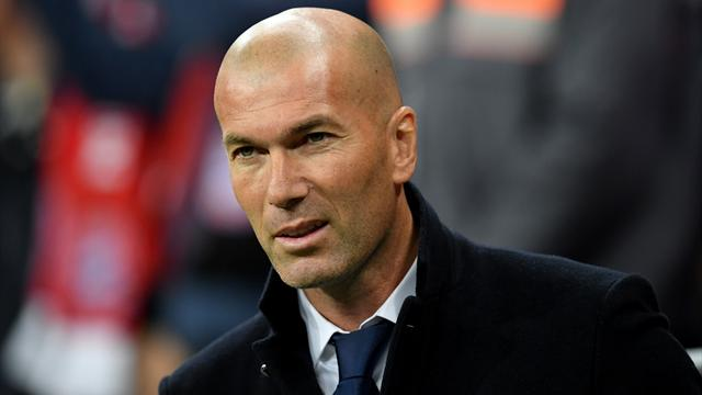 "Zidane hails ""spectacular"" squad as Real close in on title"