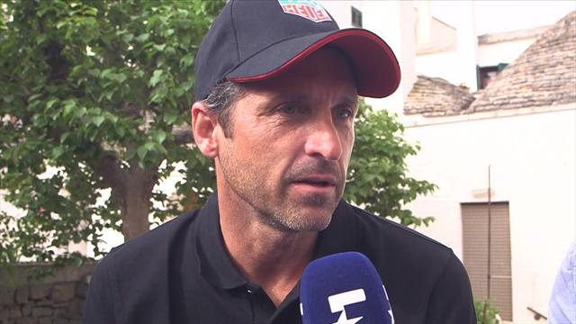 Patrick Dempsey talks his love of cycling, BMC and a 'special' day at the Giro
