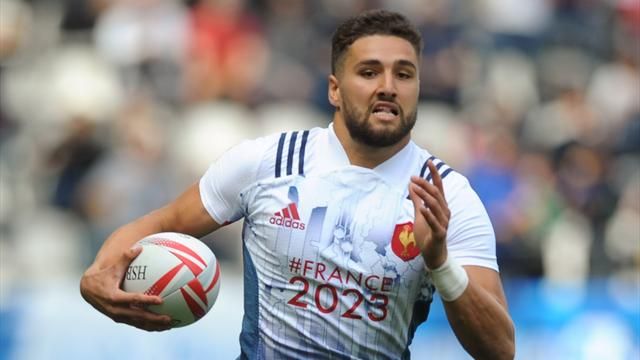 Paris 7s : La France chute face à l'Angleterre pour son 2e match (24-7)