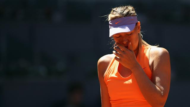 La suspension de Sharapova a « renforcé son amour pour le tennis »