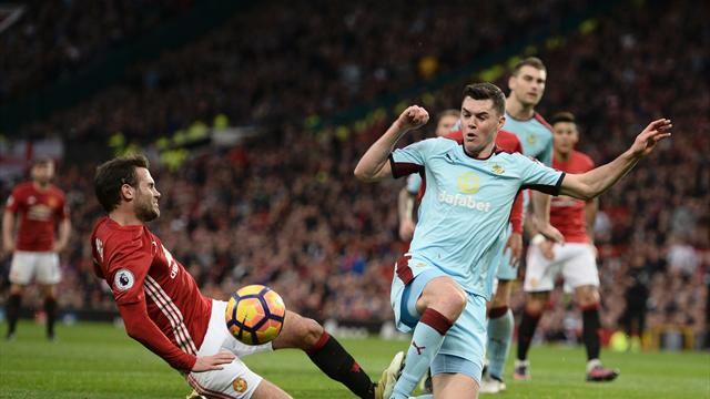 Manchester United set to sign Michael Keane for £25m