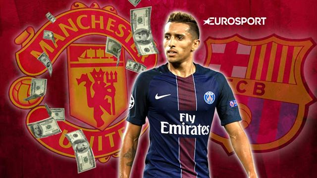 Euro Papers: PSG will accept 'world record' United offer for Marquinhos