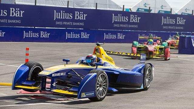 Formula E batteries: The big challenges