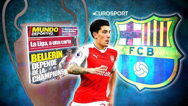 Euro Papers: Barcelona to snatch Bellerin if Arsenal miss out on fourth