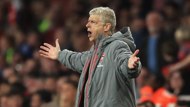 Arsenal face top-four exclusion