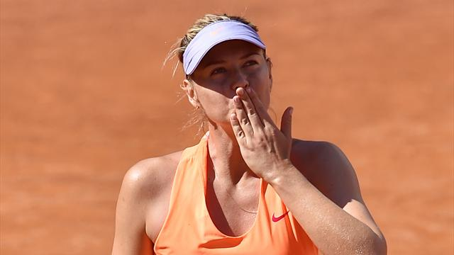 Maria Sharapova to play at Birmingham's Aegon Classic