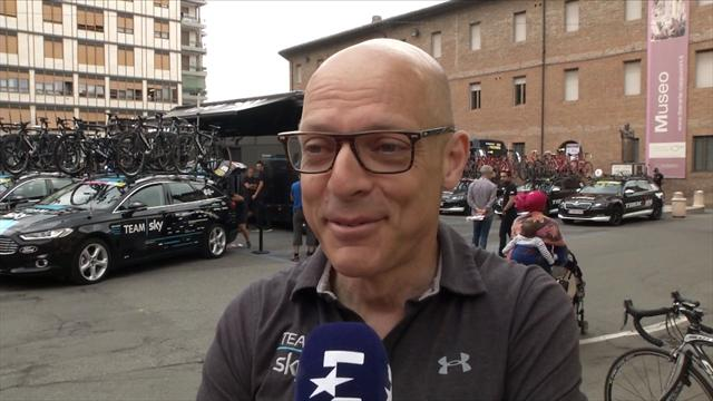 Brailsford: Injured Thomas in a lot of pain