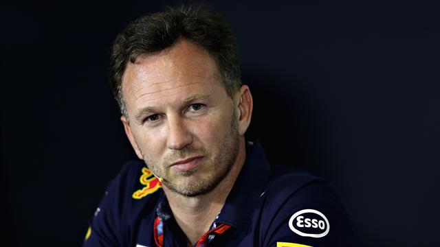 Red Bull 'a bit in no-man's land', says Horner