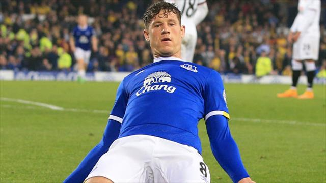 Ronald Koeman still waiting for update on Ross Barkley's Everton future