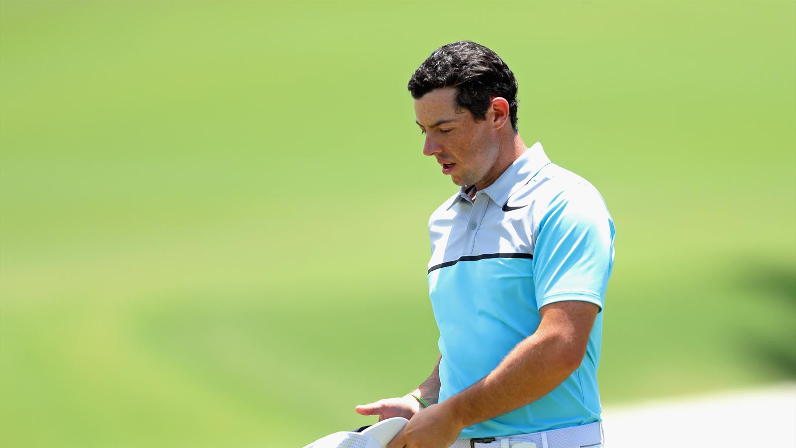 Rory Mcilroy Withdraws From Bmw Pga Championship With Rib