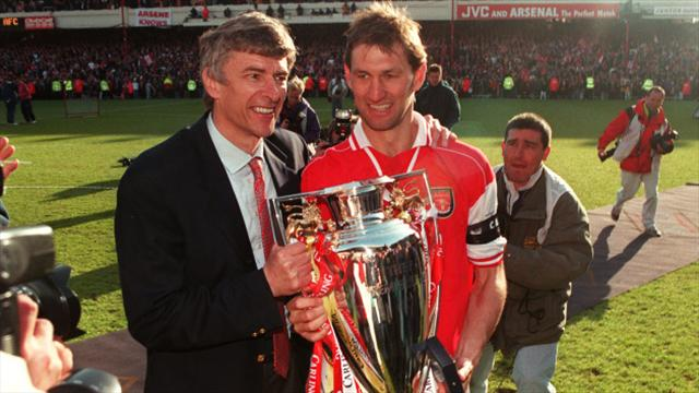 Arsene Wenger 'sad' over criticism from former Gunners defender Tony Adams
