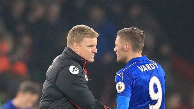 Match Reports: Leicester City 1-1 Bournemouth