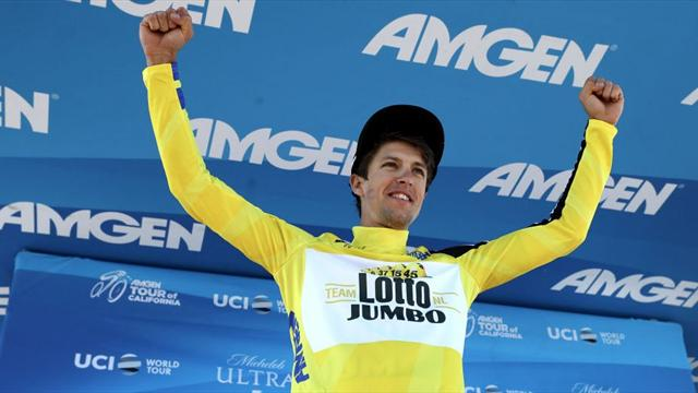 New Zealand's Bennett overtakes Majka for ATOC lead
