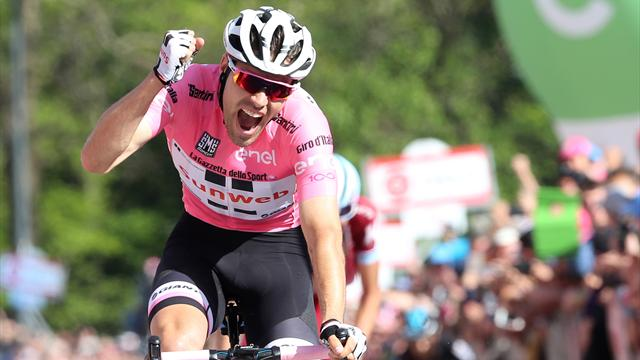 Majestic Dumoulin dominates at Oropa to extend overall lead