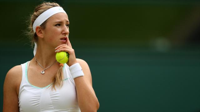 Azarenka aims to come back in time for Wimbledon