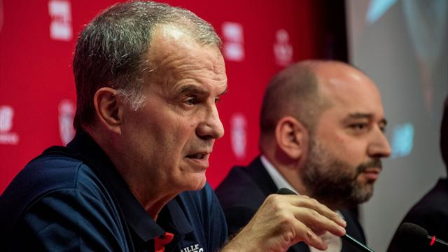 Bielsa :  »Beaucoup d'enthousiasme par rapport au potentiel de ce club »