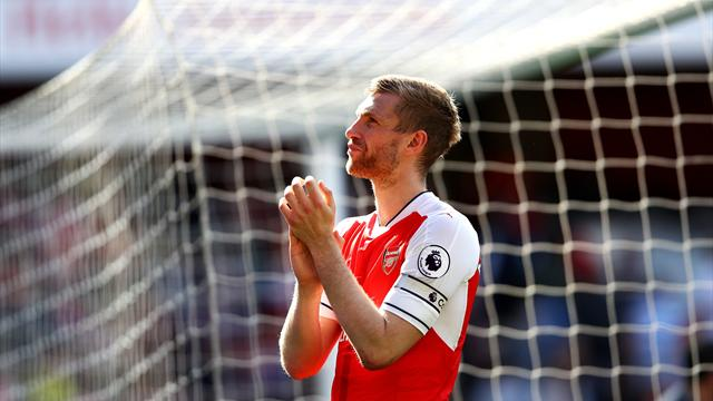 Mertesacker unsure if he is fit enough to play in FA Cup final