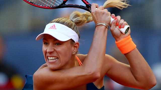 Angelique Kerber out to find elusive love for French Open clay