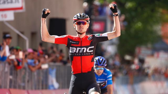 Van Garderen won't give up on grand tour dream