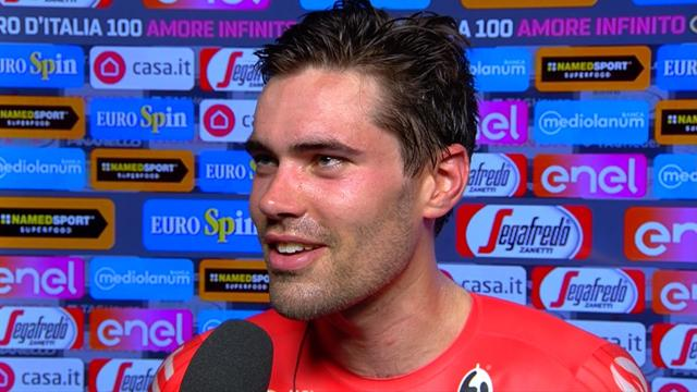Dumoulin: I was really angry with my team!