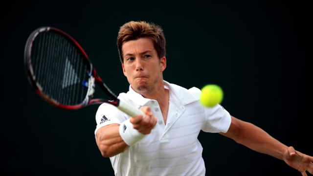 French Open 2017: Aljaz Bedene beats Ryan Harrison to reach second round
