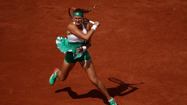 Mladenovic – Errani EN DIRECT
