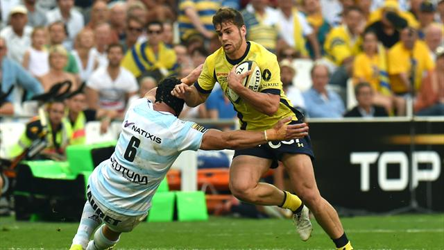 Clermont – Racing 92 : Attention, match charnière !