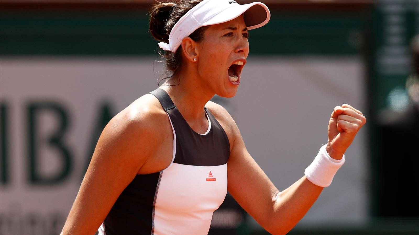 Garbiñe Muguruza - Player Profile - Tennis - Eurosport UK