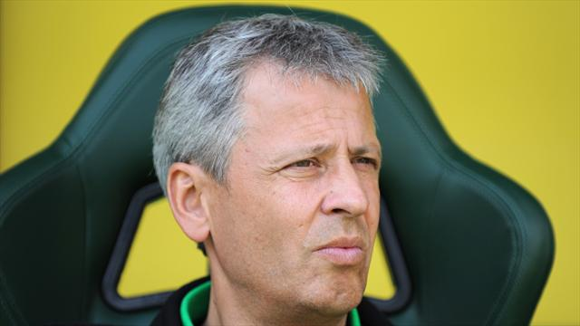 Lucien Favre not going to Borussia Dortmund, insist Nice