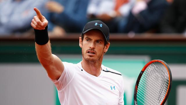 Attention, Murray va mieux