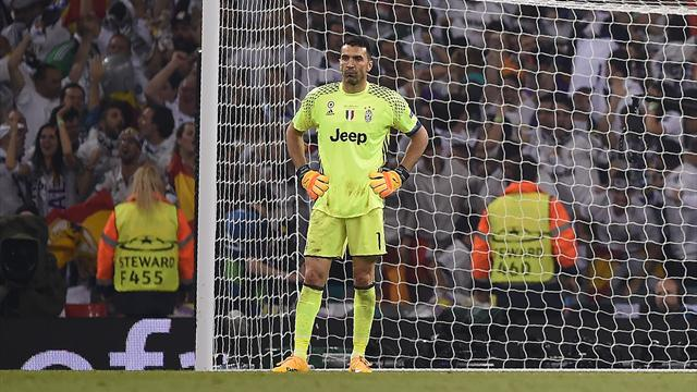 Juventus, Buffon in conferenza:
