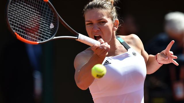 Simona Halep Beats Elina Svitolina To Reach Semi-Finals