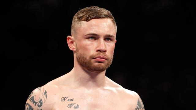 Carl Frampton announces Belfast fight date for next month
